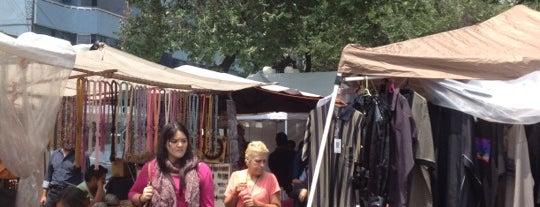 Corredor Cultural Roma-Condesa is one of Algunos lugares....
