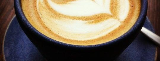 Railroad is one of Hackney Coffee, yeah!.