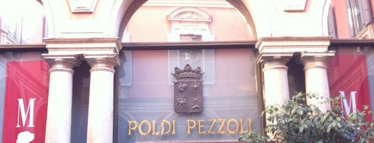 Museo Poldi Pezzoli is one of Milano2015.