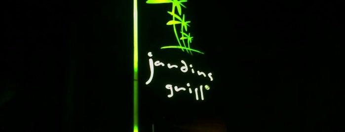 Jardins Grill is one of Senhas wifi Curitiba.