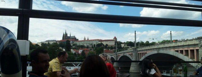Marina Ristorante is one of The 15 Best Places with Scenic Views in Prague.