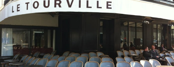 Le Tourville is one of Manger.