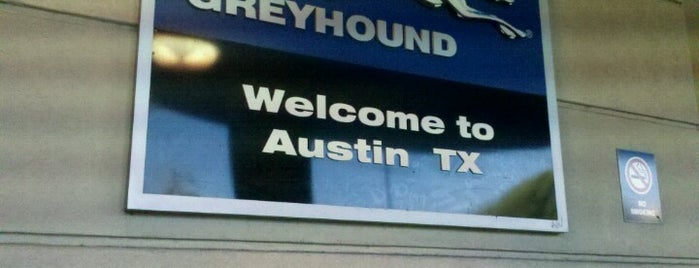 Greyhound Bus Lines is one of SXSW 2012.