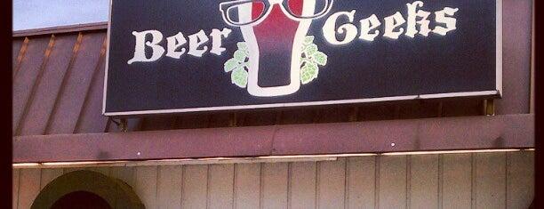 Beer Geeks Pub is one of Favorite Nightlife Spots.