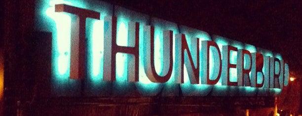 Thunderbird Hotel is one of Marfa.