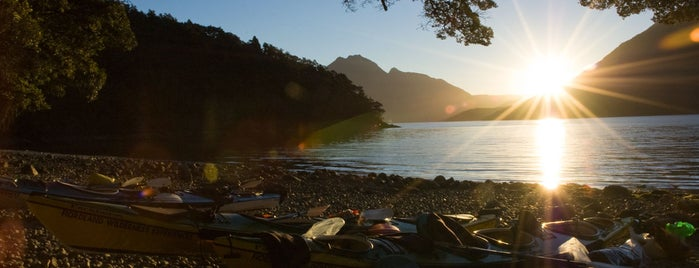 Doubtful Sound is one of Destination of the Day.