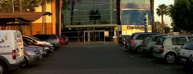 Centro Comercial dos Mares is one of lugares que frecuento.