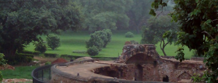 Kotla Firoz Shah is one of Haunted Places in India.