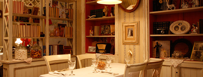 Мари Vanna is one of Cafes & Restaurants ($$).