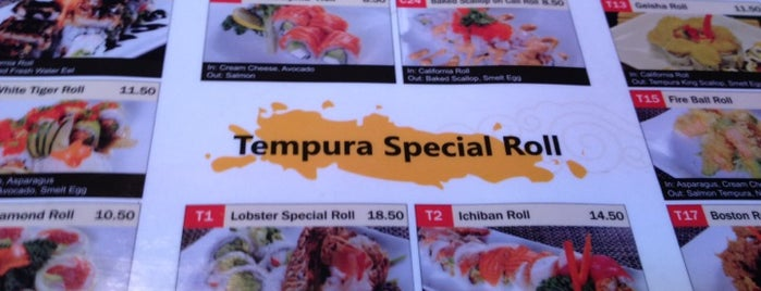 Fusion Sushi is one of Torrance.