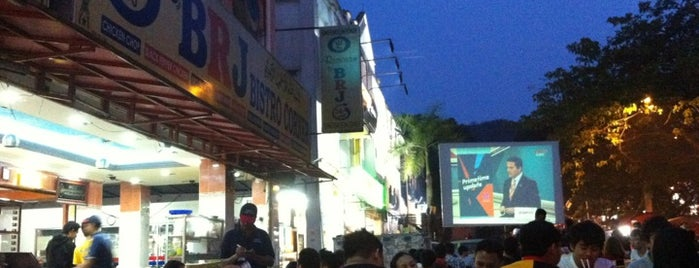 SBRJ Bistro Corner is one of Makan @ KL #1.