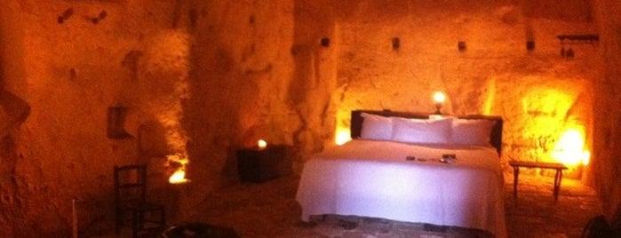 Sextantio   Le Grotte della Civita is one of South Italy.