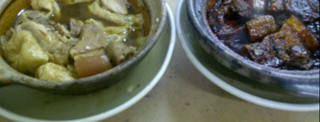吧生来春肉骨茶 is one of restaurant.