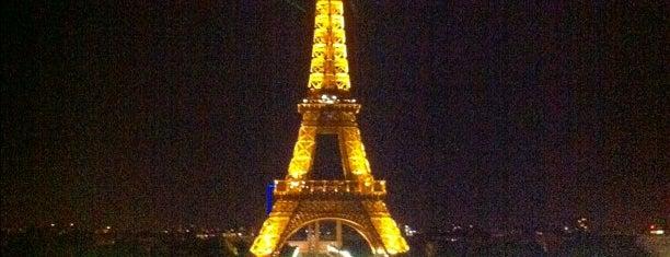 Eiffel Tower is one of Paris must see.