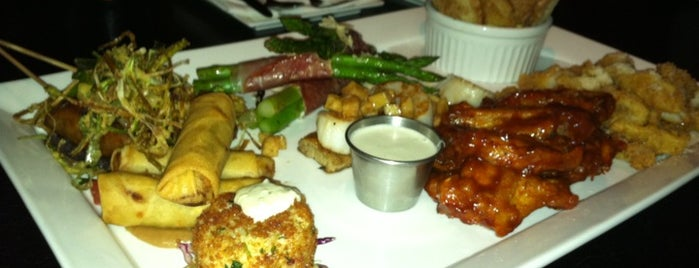 365 Bistro, Seafood, Bakery, Tapas Bar & Lounge is one of Top 10 favorites places in Edison, New Jersey.