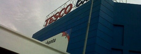 Tesco Extra is one of Shopping Mall..