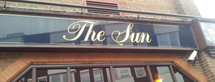 The Sun (Wetherspoon) is one of JD Wetherspoons - Part 1.