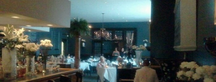 Bucks Restaurant And Bar is one of Top 10 dinner spots in Louisville, KY.