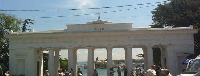 Графская пристань is one of Крым / Crimea.