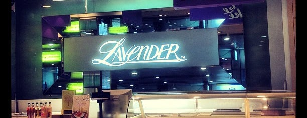 Lavender Cake Shop One Utama