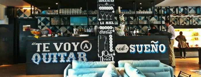 El Cafe is one of bxl.