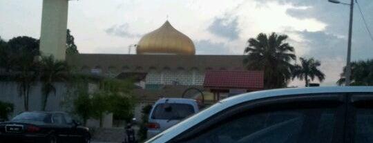Masjid Al-Ridhuan is one of Baitullah : Masjid & Surau.