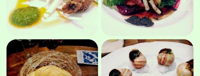 Bistro Vue-Vue De Monde is one of The Fine Food of Melbourne City.