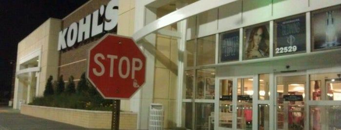 Kohl's is one of Some where in Tomball, Texas.