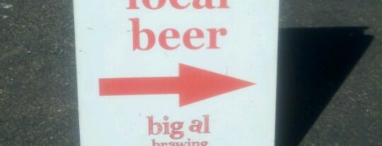 Big Al Brewing is one of Rat City.