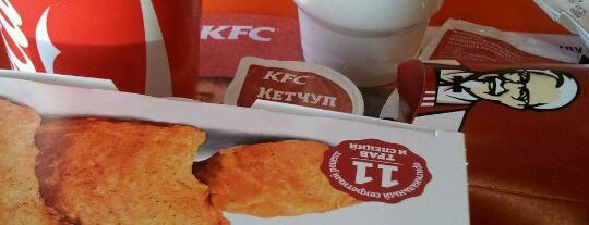 KFC is one of Лобня.