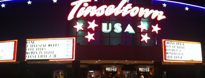 Cinemark Tinseltown is one of Bible.