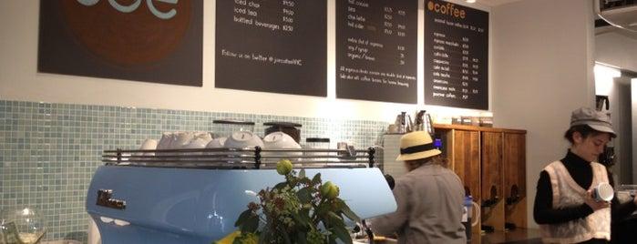 Joe the Art of Coffee is one of NY Espresso.