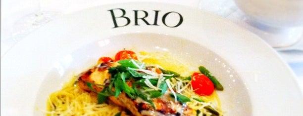 Brio Tuscan Grille is one of Vegan dining in Las Vegas.