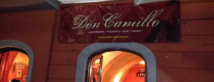 Don Camillo is one of Restavracije.