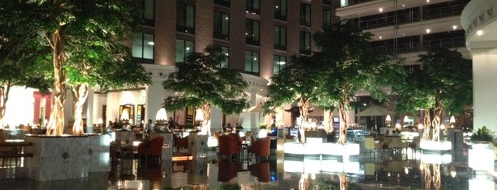 Novotel Suvarnabhumi Airport Hotel is one of Recommended Restaurants.