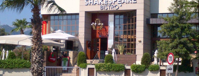 Shakespeare Coffee & Bistro is one of AntaLya :)).