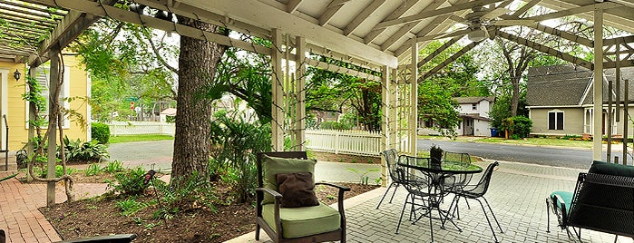 Adams House B&B is one of The Austin Boutique Experience.