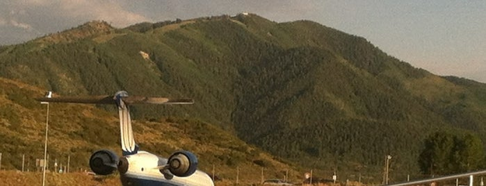 Aspen/Pitkin County Airport (ASE) is one of Other Airports.