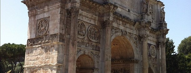 Arco di Costantino is one of istiyorumgidicem!!.