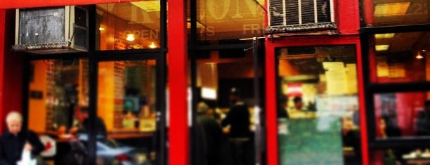 Koronet Pizza is one of Real Cheap Eats NYC.