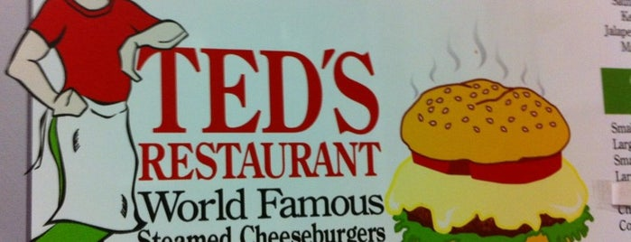 Ted's Restaurant is one of CT Food to Try (casual).