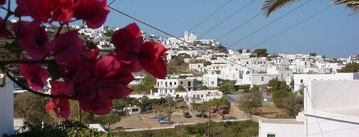 Sifnos is one of place in Sifnos.