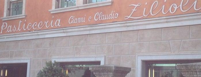 Pasticceria Zilioli is one of Aperitivi Cocktail bar e altro Brescia.