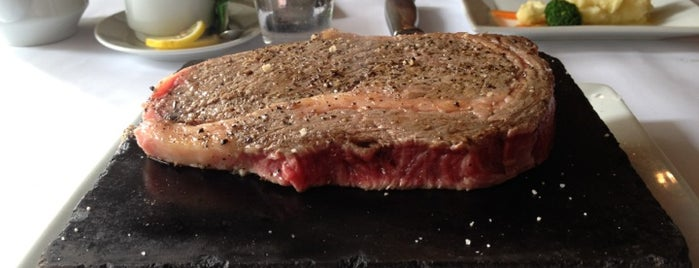 House of Wagyu Stone Grill is one of Thumbs up!.
