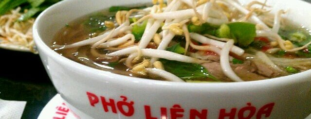Phở Liên Hòa is one of Restaurants.