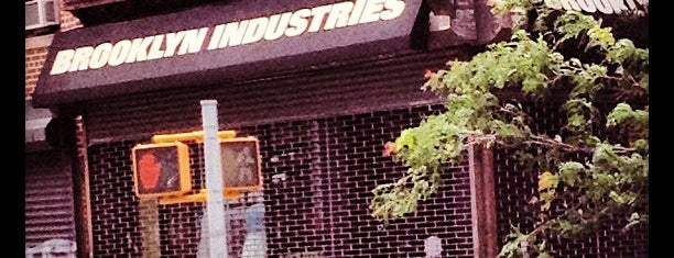 Brooklyn Industries is one of New-York.