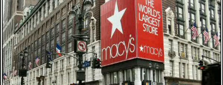 Macy's is one of USA Trip 2013 - New York.