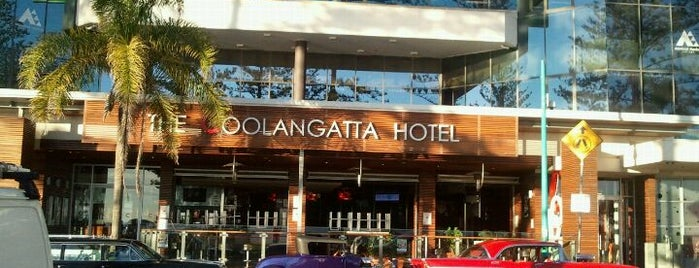 Coolangatta Hotel is one of Gold Coast.