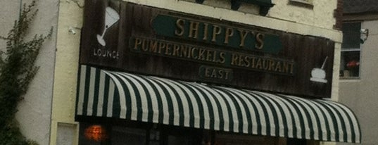Shippy's Pumpernickels East Restaurant is one of Enjoy Southampton!.