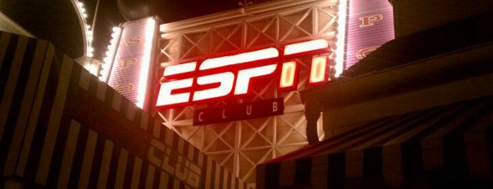 ESPN Club is one of Lotusphere Insiders.
